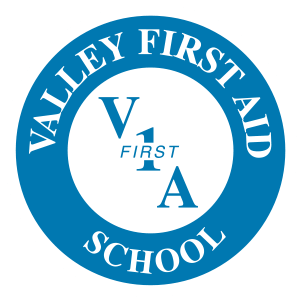 valley first aid logo